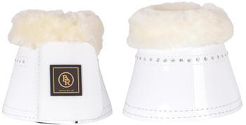 Bieman Springglocken Sheepskin Glamour Lacquer weiß XL