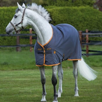 Horseware Amigo Stable Sheet 0g Excal Orange 125