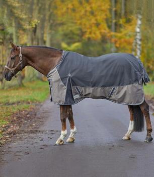 Waldhausen Comfort Outdoor Fleece 100g anthrazit 155 cm