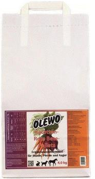 Olewo Karotten-Rote Bete Pellets 4kg