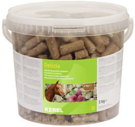 Kerbl Delizia Belohnungswürfel Himbeer 3kg