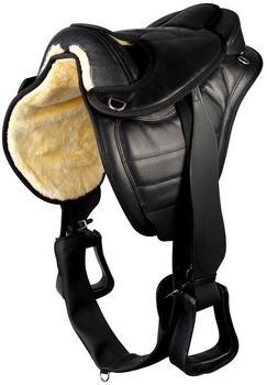 Pfiff Trekkingsattel, schwarz 17,5'' (004185)