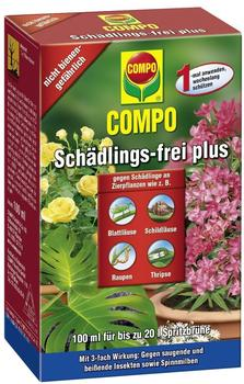 Compo Schädlings-frei Plus 100 ml