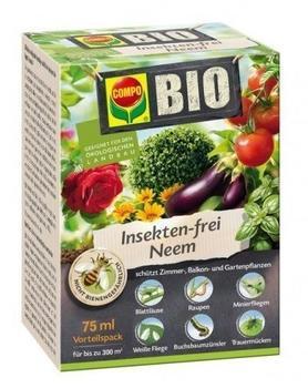 Compo Bio Insekten-frei Neem 75 ml