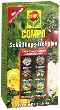 Compo Schädlings-frei Plus 250 ml