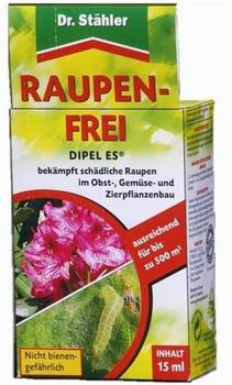 Dr. Stähler Raupen-Frei Dipel 15ml