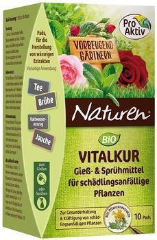 Naturen Bio Vitalkur für schädlingsanfällige Pflanzen 10 Pads