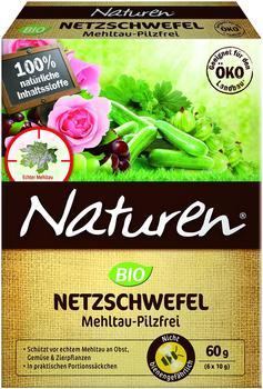 Naturen Bio Netzschwefel Mehltau Pilzfrei 60 g