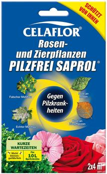 Celaflor Rosen-Pilzfrei Saprol 2 x 4 ml