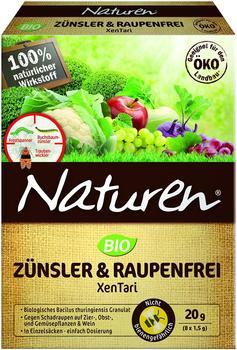 Substral Bio Zünsler- und Raupenfrei XenTari 8 x 2,5g