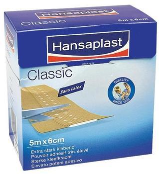 BSN Medical Hansaplast Classic Pflaster 5 m x 6 cm