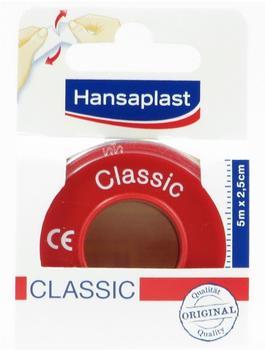 Hansaplast Fixierpflaster Classic 2,5 cm x 5 m