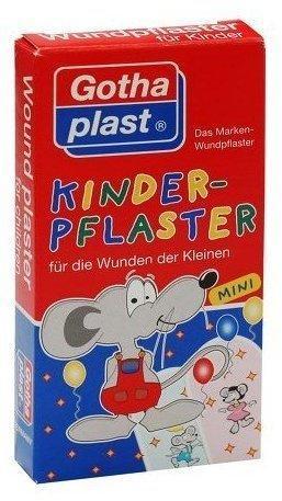 Gothaplast Kinderpflaster Maus (20 Stk.)