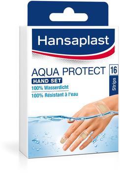 Hansaplast Aqua Protect Hand Set (16 Stk.)