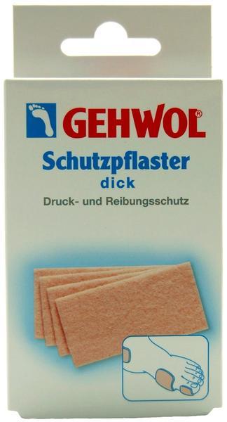 Gehwol Schutzpflaster Dick (4 Stk.)