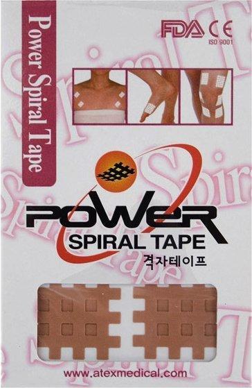 Atex Medical Gittertape Typ B Crosstape Power Spiral Tape