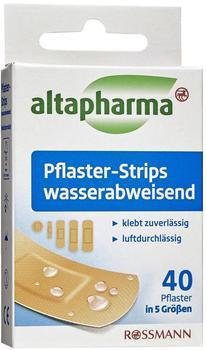 Altapharma Pflaster-Strips wasserabweisend