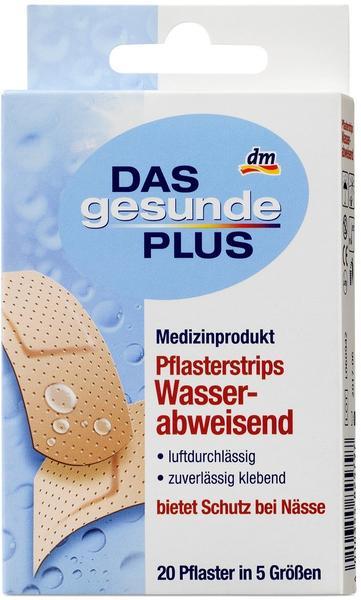 Das gesunde Plus Pflasterstrips wasserabweisend (20 Stk.)