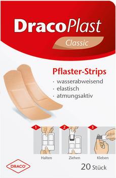 Draco Plast Classic Pflaster-Strips wasserabweisend