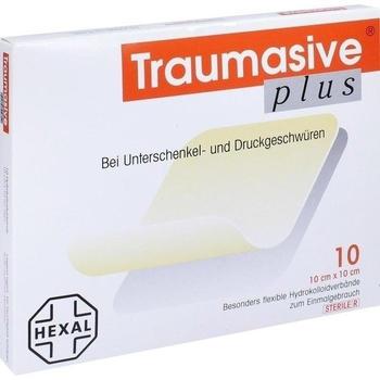 hexal-traumasive-plus-10-x-10-cm-hydrokolloid-steril-10-stk