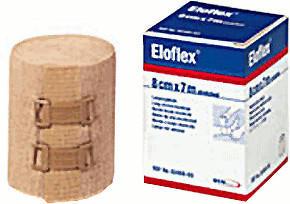 BSN Medical Eloflex Binde in Faltschachtel 7 m x 10 cm (5 Stk.)