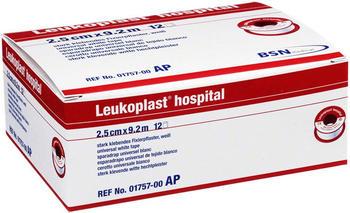 bsn-medical-leukoplast-hospital-ohne-schutzring-9-2-m-x-2-50-cm-12-stk