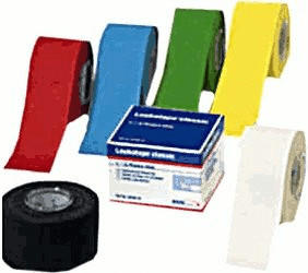 bsn-medical-leukotape-classic-einzelrolle-lose-im-karton-blau-10-0-m-x-3-75-cm-12-stk