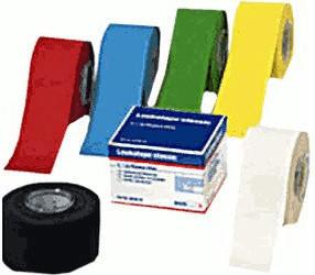 bsn-medical-leukotape-classic-einzelrolle-lose-im-karton-gruen-10-0-m-x-3-75-cm-12-stk