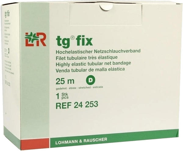 Lohmann & Rauscher TG Fix Netzverband 25 m Gr. D