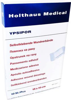Holthaus Ypsipor 15 x 10 cm Wundverband Steril (10 Stk.)