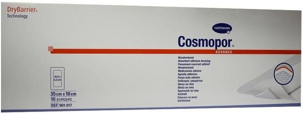 Hartmann Cosmopor Advance 35 x 10 cm (10 Stk.)