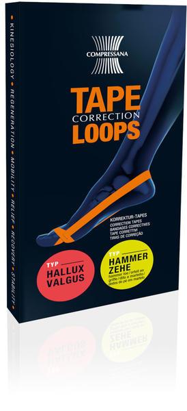 Compressana TAPE Correction Loops makeup (2 Stk.) Gr. 4