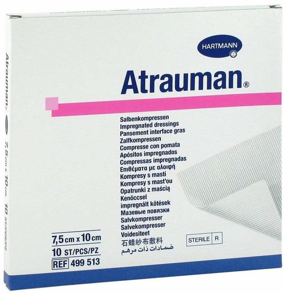 Hartmann Atrauman 7,5 x 10 cm Steril Kompressen (10 Stk.)