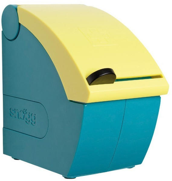 Holthaus Medical Pflasterspender Soft 1, blau/gelb