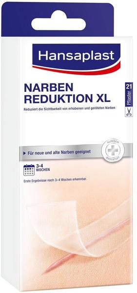 Hansaplast med Narben Reduktion XL (21 Stk.)