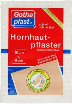 Gothaplast Hornhautpfl. 10 cm x 6 cm