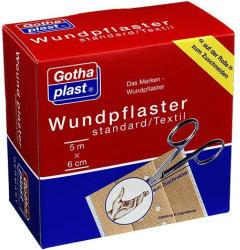 Gothaplast Wundpflaster Standard 6 cm x 5 m Rolle
