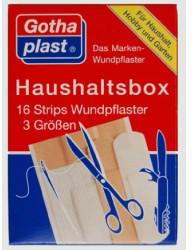 Gothaplast Haushaltsbox Strips (16 Stk.)