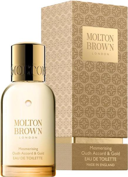 Molton Brown Mesmerising Oudh Accord & Gold Eau de Toilette (50ml)