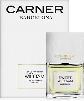 Carner Barcelona Sweet William Eau de Parfum (100ml)