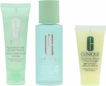 Clinique 3-Phasen-Systempflege Introductory Set Skin Type 4 (50ml + 100ml + 30ml)