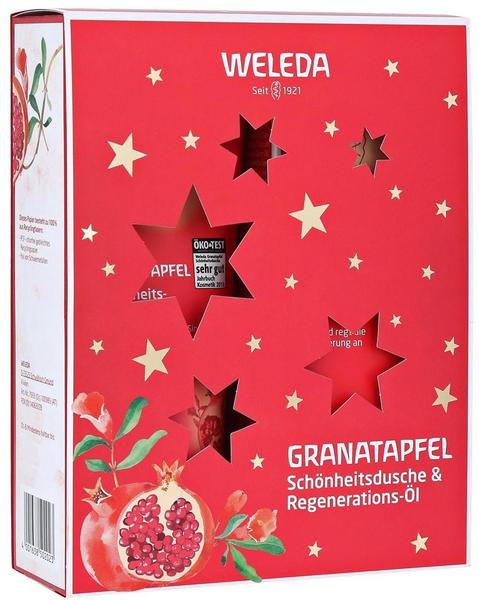 Weleda Granatapfel Set (SG 200ml + Öl 100ml)