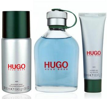 Hugo Boss Hugo Man Set (EdT 125ml + DS 150ml + DG 50ml)