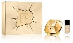 Paco Rabanne Lady Million Set (EdP 50ml + NP 9ml)