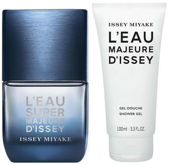 Issey Miyake L'Eau Super Majeure d'Issey Set (EdT 50ml +SG 100ml)