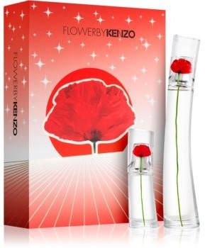 Kenzo Flower by Kenzo L'Elixir Set (EdP 100ml + EdP 15ml)