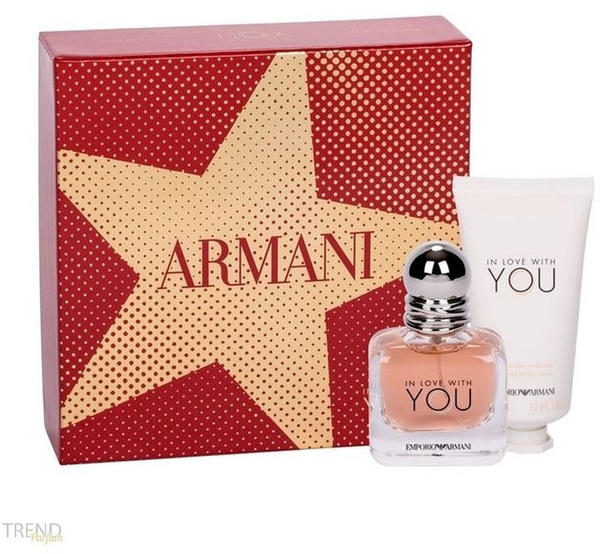 Giorgio Armani In Love With You Set (EDP 30 ml + HC 50ml)