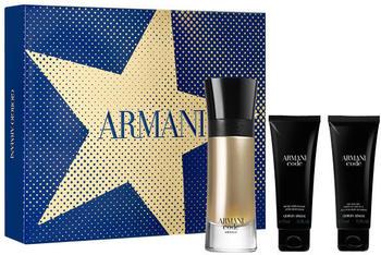 Giorgio Armani Code Homme Absolu Set (EdP 50ml + SG 75ml + BL 55ml)