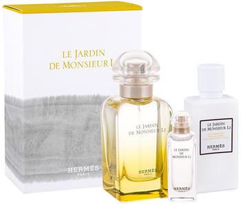 Hermès Le Jardin de Monsieur Li Set (EdT 50ml + EdT 7,5ml + BL 40ml)