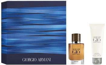 Giorgio Armani Acqua Di Gio Absolu Set (EDP 40 ml + SG 75 ml)